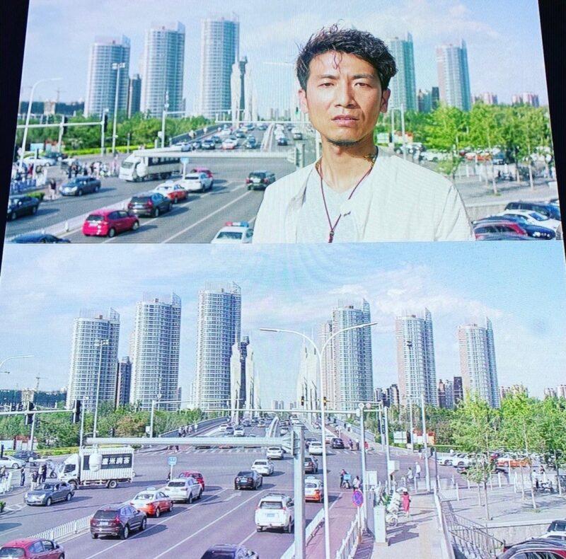 Contenuti digitali della mostra China Goes Urban