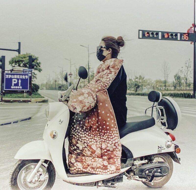 Incrocio, 2019, Tongzhou New Town, Pechino