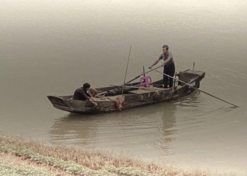 Pescatori sul fiume delle Perle, 2017