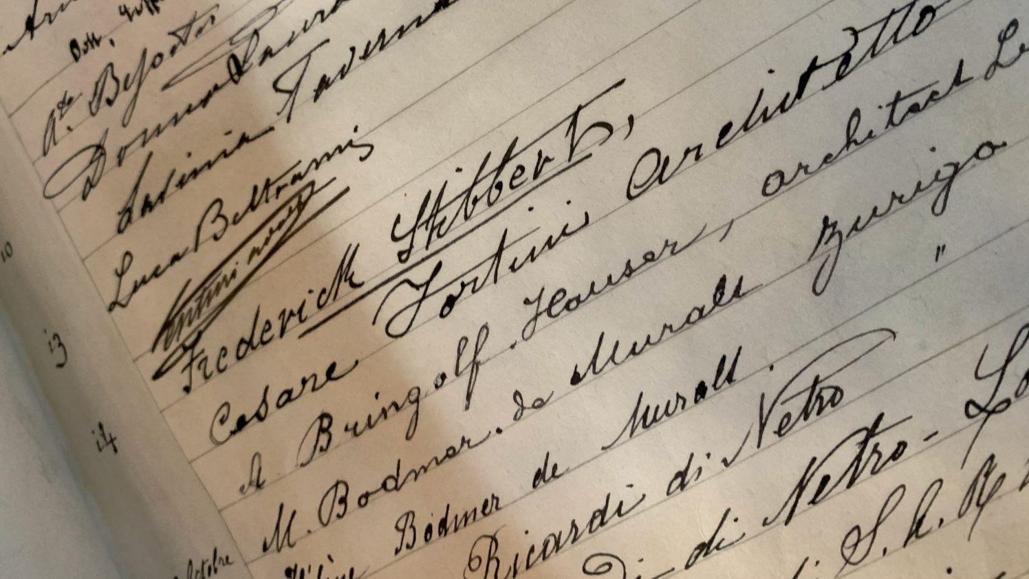 Online i libri degli ospiti di casa Bagatti Valsecchi. Oltre diecimila firme per novant'anni di vita cittadina