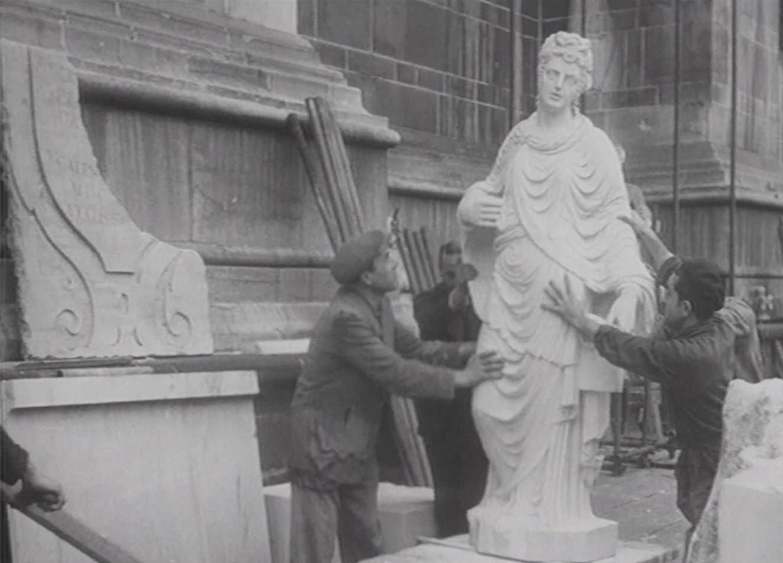 Dino Risi e il Duomo di Milano, il film ritrovato