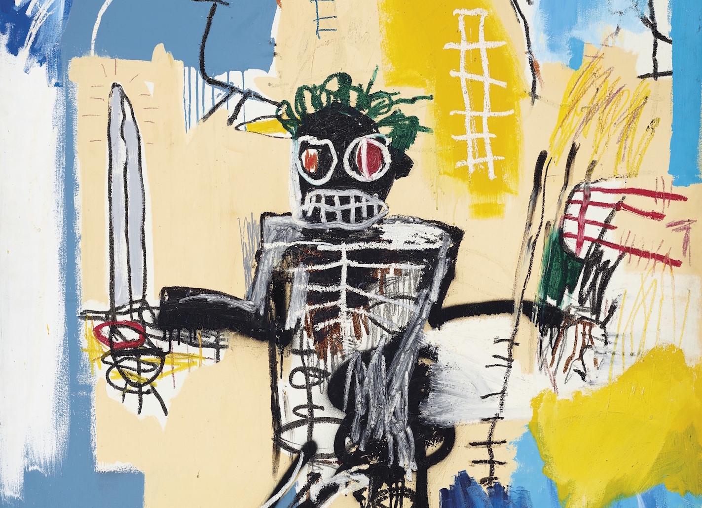 Le aste della settimana e i link ai Cataloghi. Dal Warrior di Basquiat (Christie's) alla scuola di Rembrandt (Babuino)