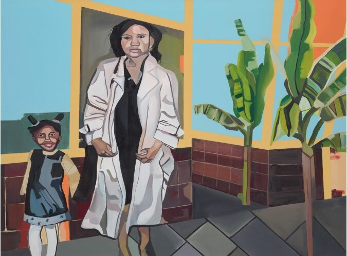 Joy Labinjo, Untitled. Stimato per £ 20.000– £ 30.000 ($ 27.000– $ 42.000)