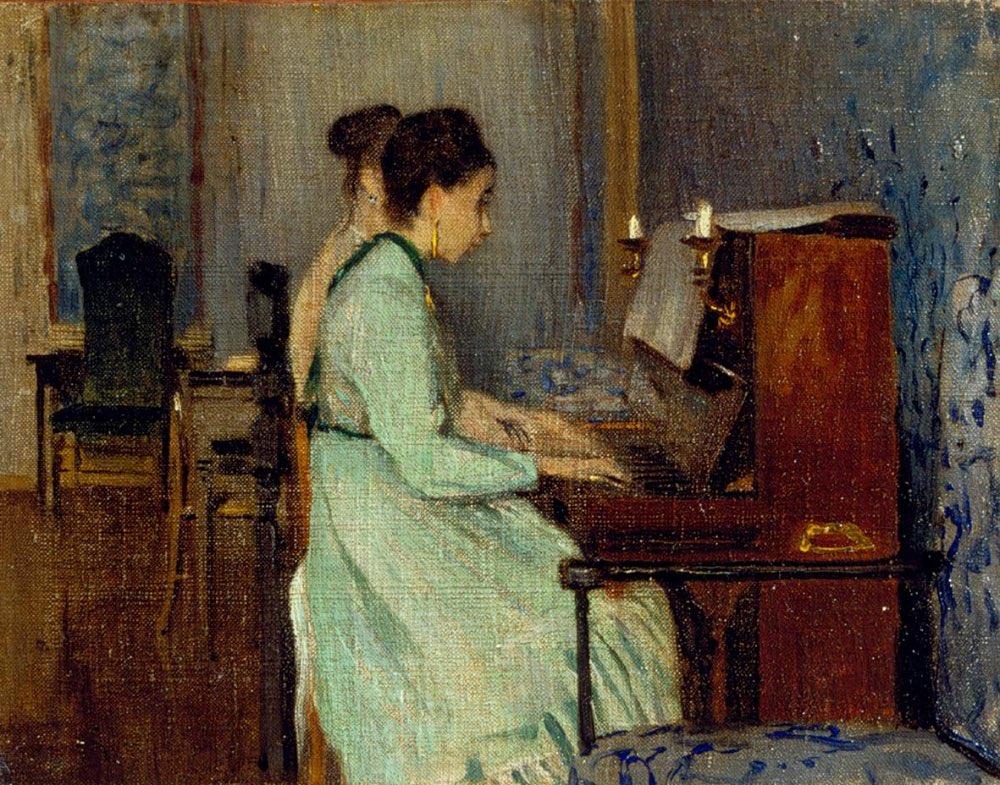 Firenze, Bartolomeo Cristofori e la nascita del pianoforte