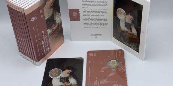 2 Numibox La confezione attraverso la quale viene venduta la moneta del Titano