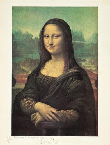 Marcel Duchamp, L.H.O.O.Q. Stimata £ 200.000– £ 300.000 ($ 277.000– $ 415.000)