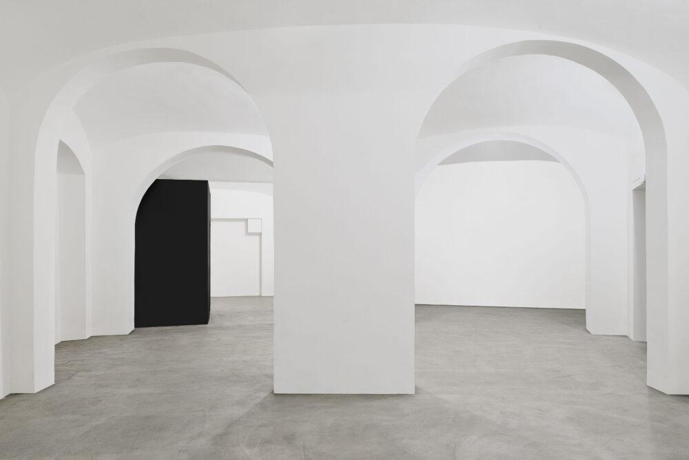 Matèria, new space's view - Courtesy the artist and Matèria Roma, ph. Roberto Apa