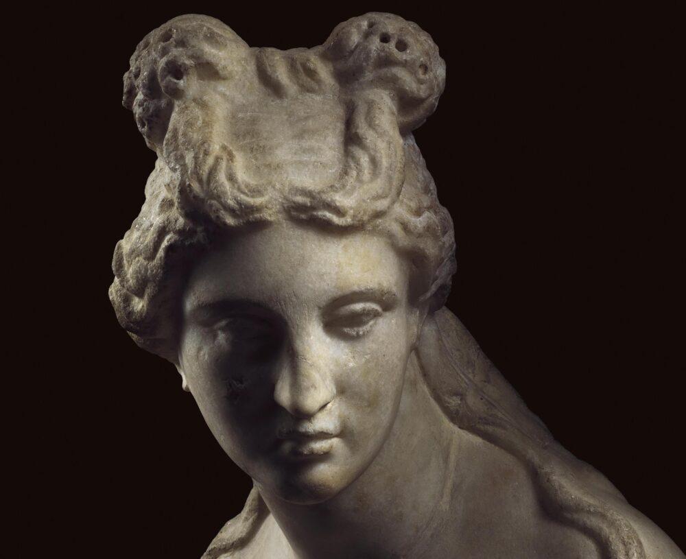 Pandolfini archeologia 2021 Afrodite, particolare