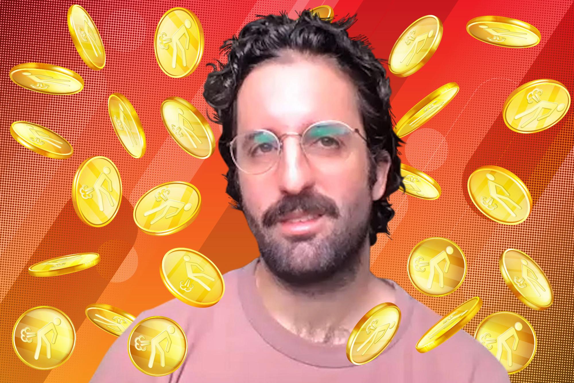 Una scoreggia, 85 dollari. Il regista americano Alex Ramírez-Mallis vende peti come NFT