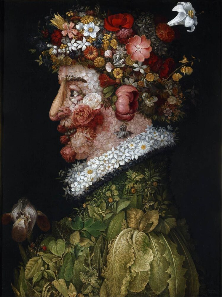 Arcimboldo, Primavera (1563)