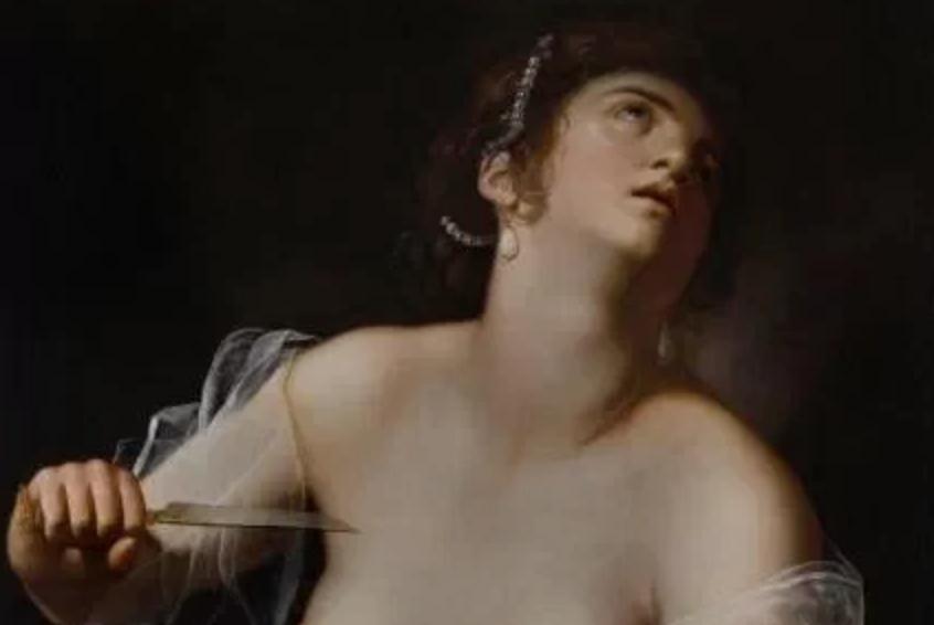 """Artemisia Gentileschi superstar. Il Getty di Los Angeles acquisisce il dipinto """"Lucrezia"""""""