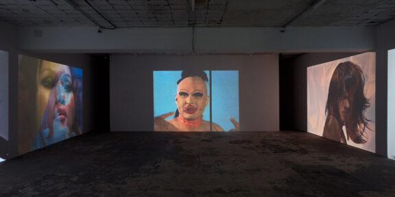 Charles Atlas, I am Beautiful, 2020. Installation view at ICA Milano, ph. Filippo Armellin (3)