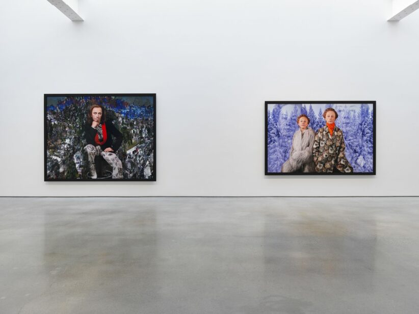 Cindy Sherman in mostra da Metro Pictures