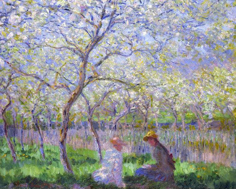 21 marzo. 10 capolavori dell'arte ispirati dalla Primavera