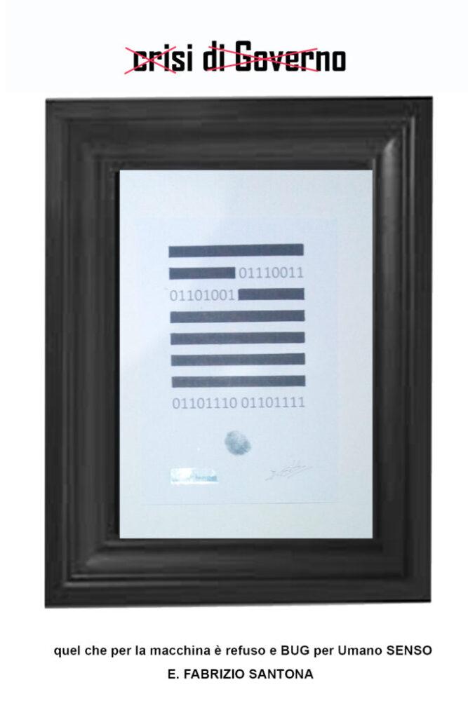 Codice binario come linguaggio uomo macchina