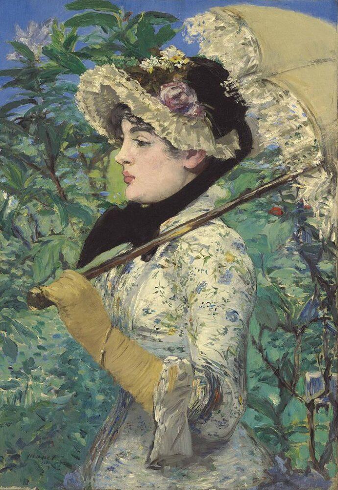 Edouard Manet, Le Printemps