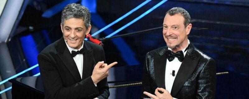 Fiorello e Amadeus, Sanremo 2021