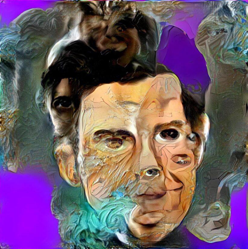 Fotogramma di uno dei video in vendita come edizione limitata