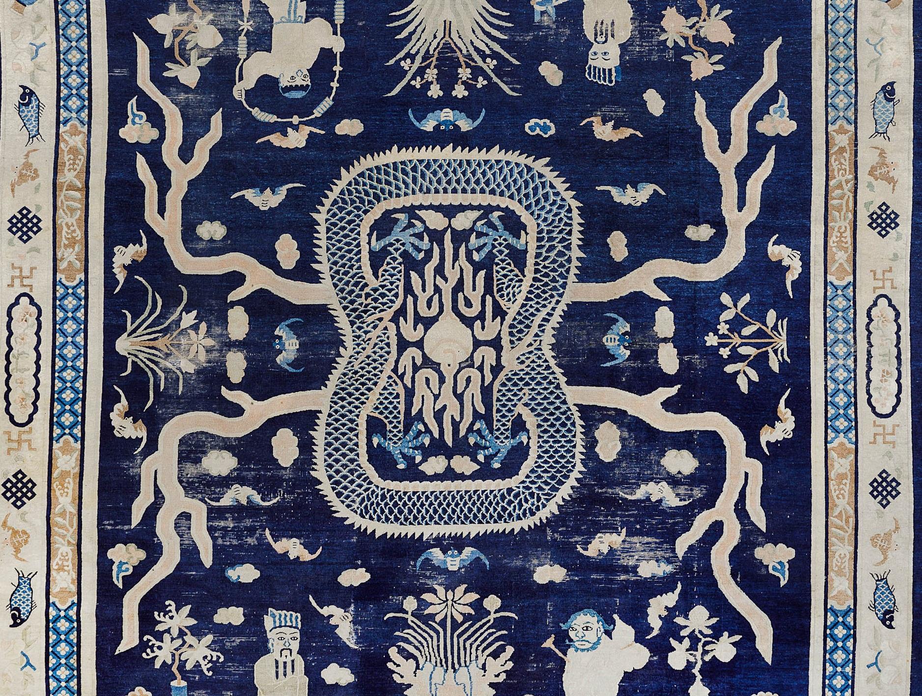 Wannenes porta in asta il fascino immortale del tappeto