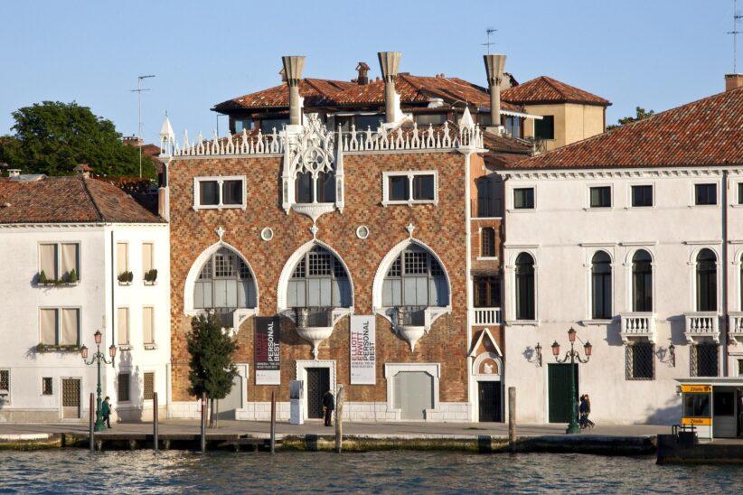 La casa dei Tre Oci, a Venezia