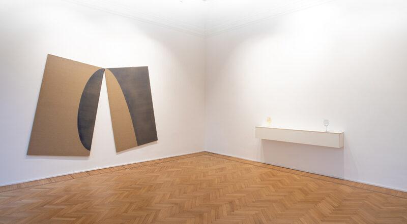 Ornaghi & Prestinari, Rintocco e Sfiorarsi, installation view. Foto Giovanni De Angelis