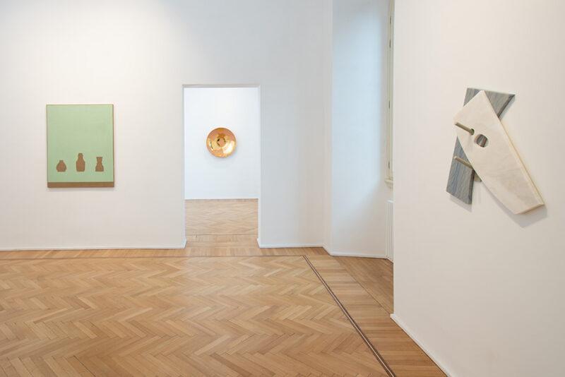 Ornaghi & Prestinari, installation view. Foto Giovanni De Angelis