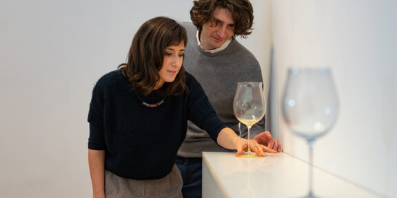 Il duo, nella vita e nell'arte, Valentina Ornaghi e