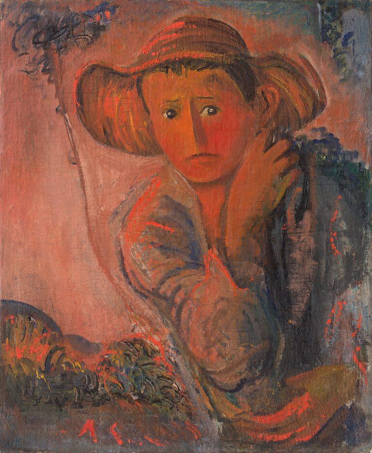 Osvaldo Licini, Pastorello, 1925