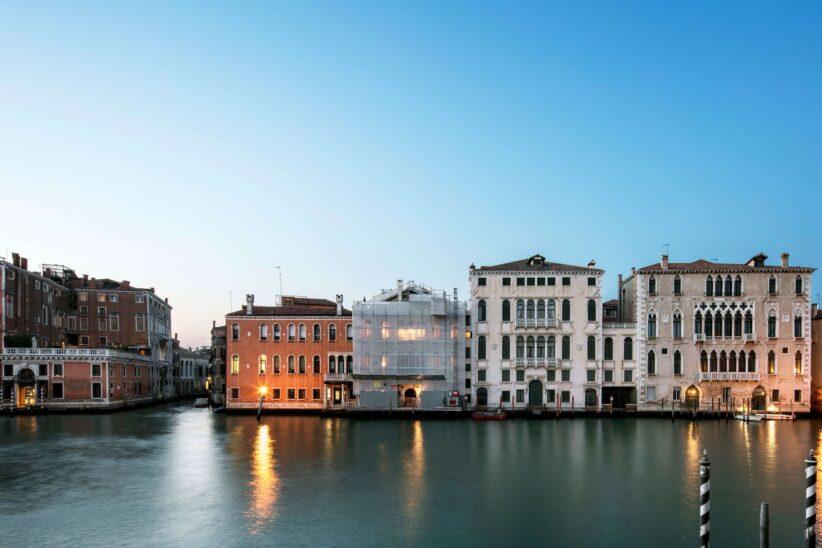 Patrick Tourneboeuf, Palazzo Vendramin Grimani, 2020, courtesy l'artista e Fondazione dell'Albero d'Oro