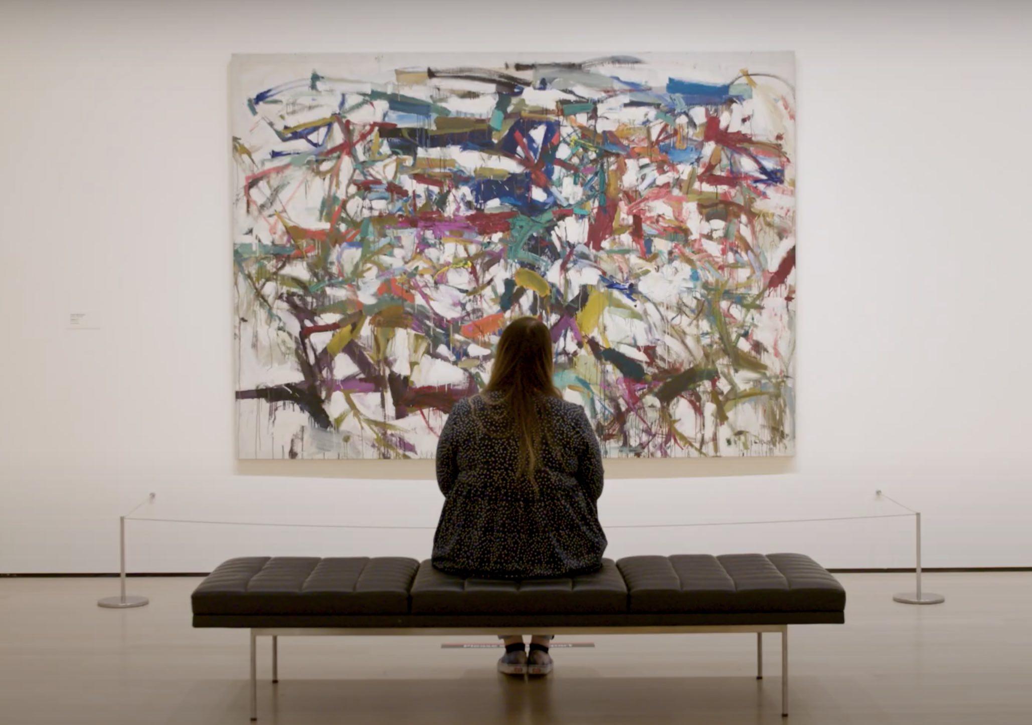 """Arte per combattere l'ansia: """"Ladybug"""" di Joan Mitchell"""