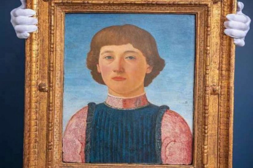 Piero del Pollaiuolo, Portrait of a Youth