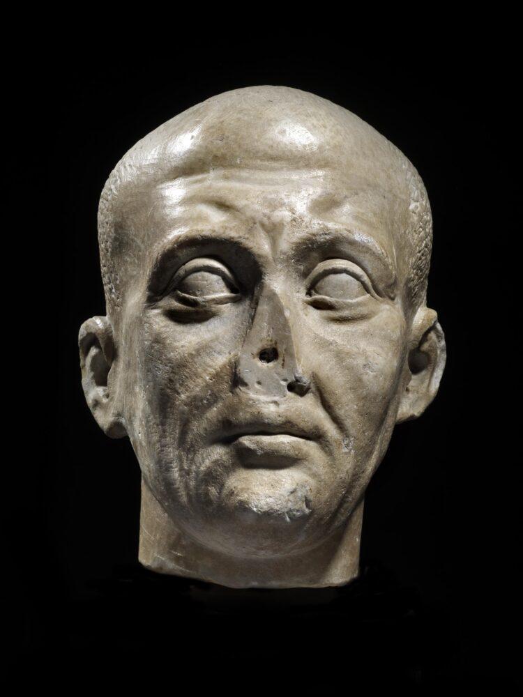 Pandolfini archeologia 2021 Scipione, Prete Isiaco