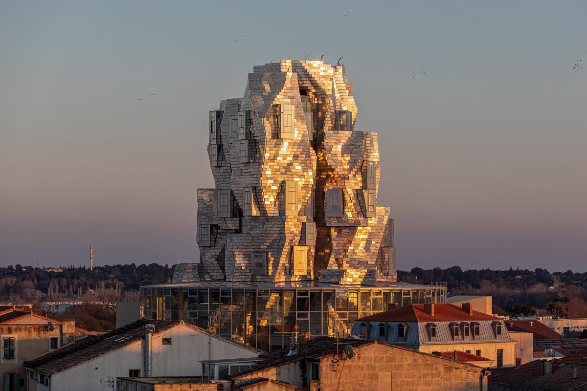 Effervescenza artistica nel cuore della Provenza: a giugno inaugura Luma Arles