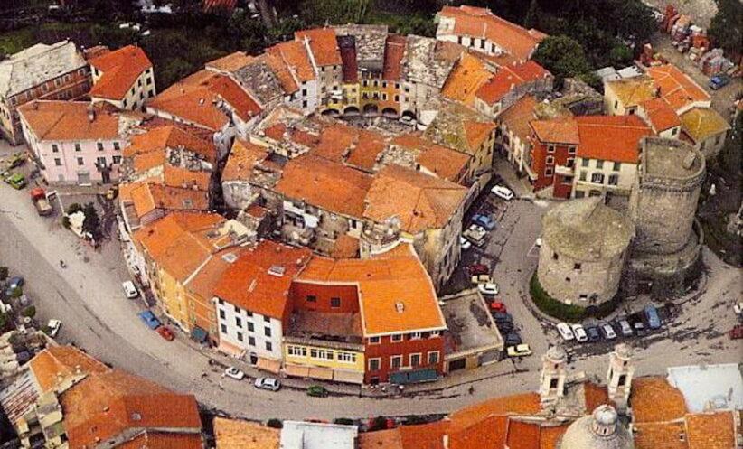Varese Ligure, fra i borghi scelti per Una Boccata d'Arte 2021