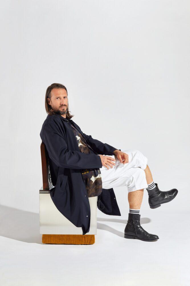 Daniele Daminelli, fondatore di Studio2046