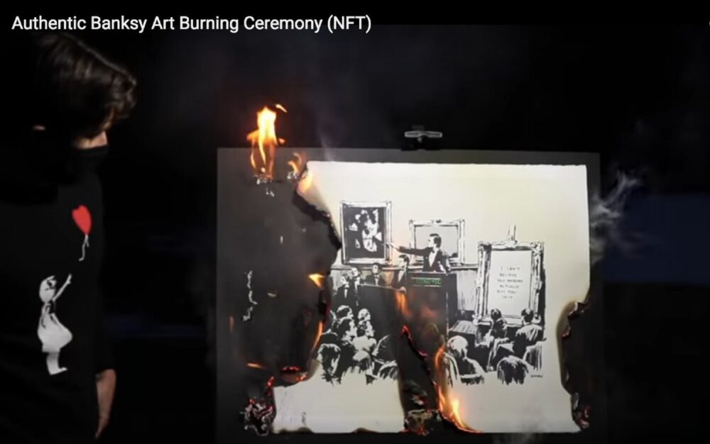 Burnt.Banksy