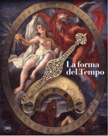 La copertina del catalogo La forma del tempo, Skira editore