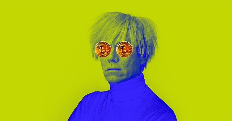 Affaire Crypto Art. Everydays: the first 5000 days. In medium stat virus