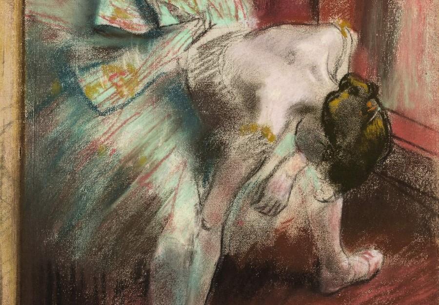 2-3 milioni di euro di stima: a Parigi un pastello inedito di Degas in asta da Sotheby's