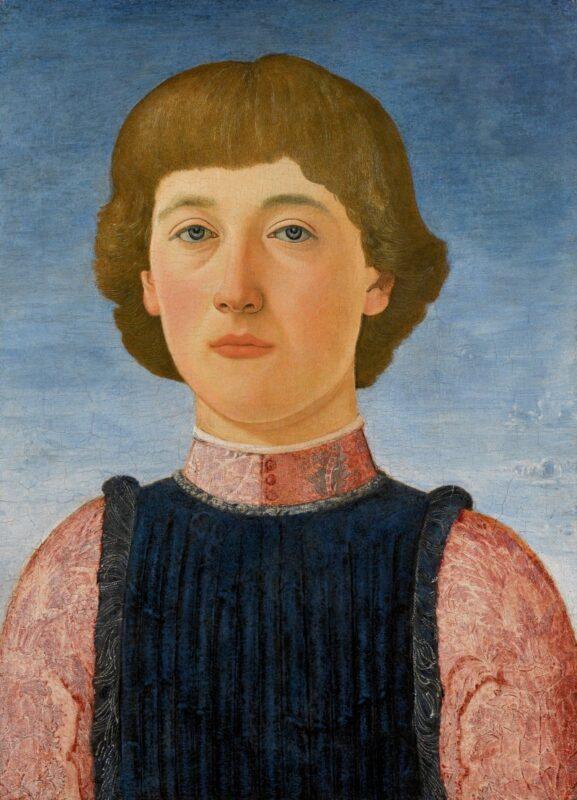 Piero del Pollaiuolo, Portrait of a Youth. Estimate: 4,000,000 - 6,000,000 GBP
