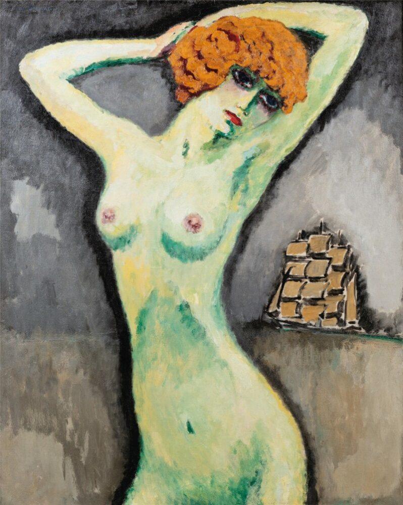 Kees van Dongen, La Sirène. Estimate: 1,000,000 - 1,500,000 EUR