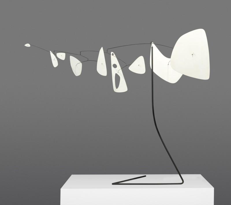 Alexander Calder, Moths I. Estimate: 1,800,000 - 2,500,000 GBP