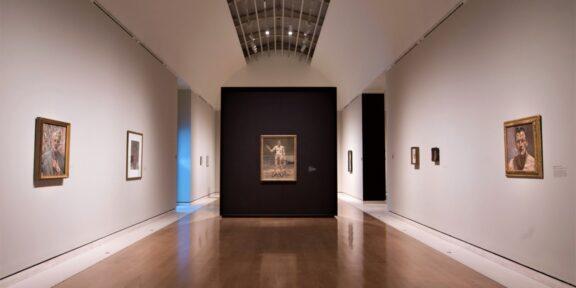 Lucian Freud alla Royal Academy of Arts