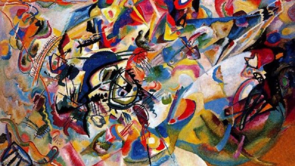 Vassily Kandinsky (1866-1944), Impression V (Park), 1911. Paris, Musée National D'Art Moderne Centre Georges Pompidou / Photo by DeAgostini/Getty Images