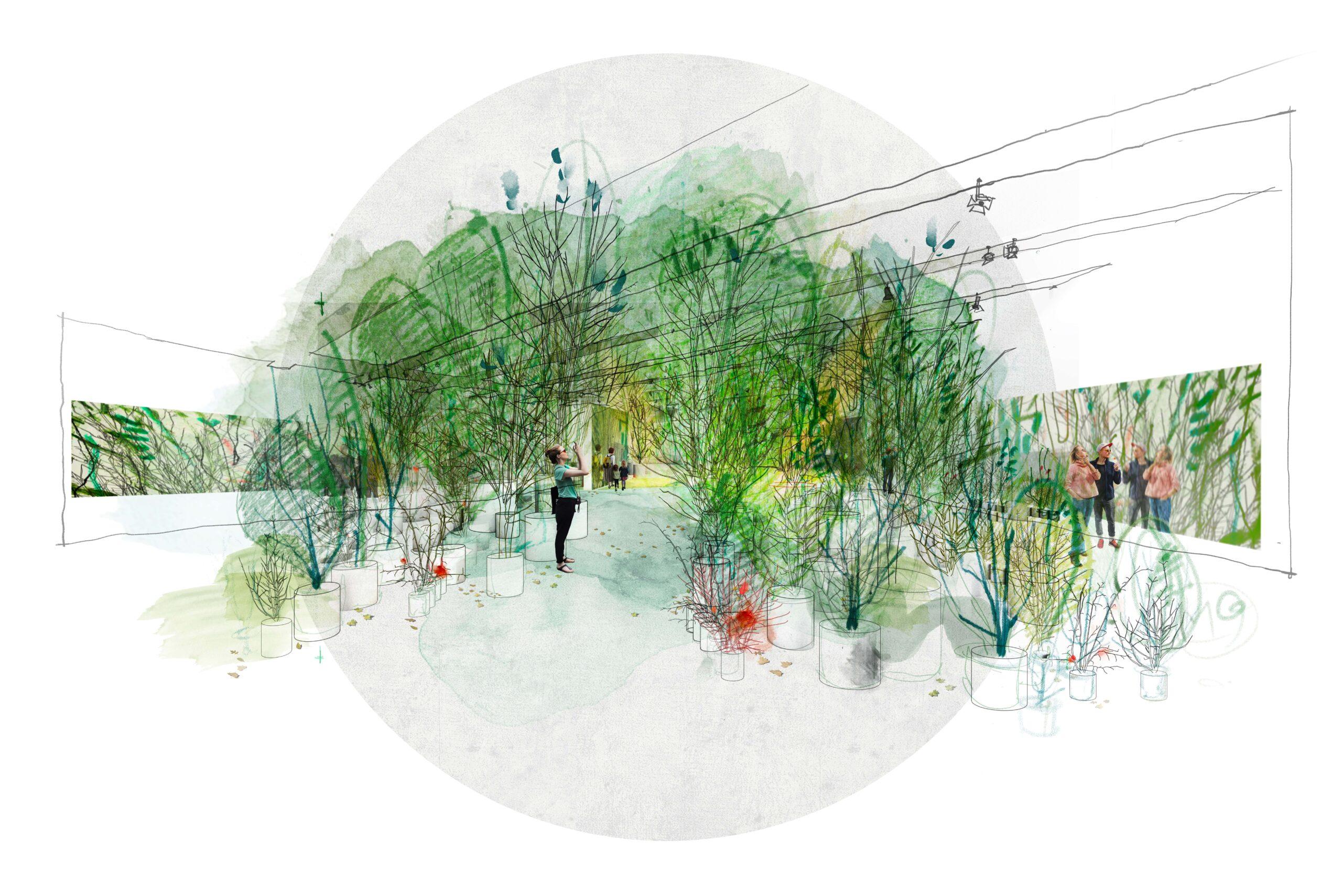 'Foresta M9' inaugura a Venezia Mestre: tra green ecology e 600 essenze arboree