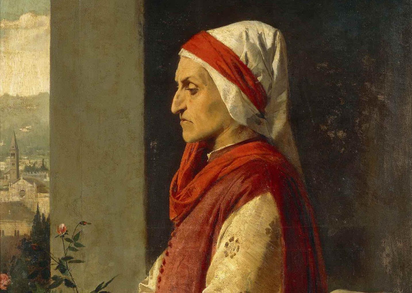 Celebrare il settimo centenario della morte di Dante sfogliando la Commedia all'Ambrosiana