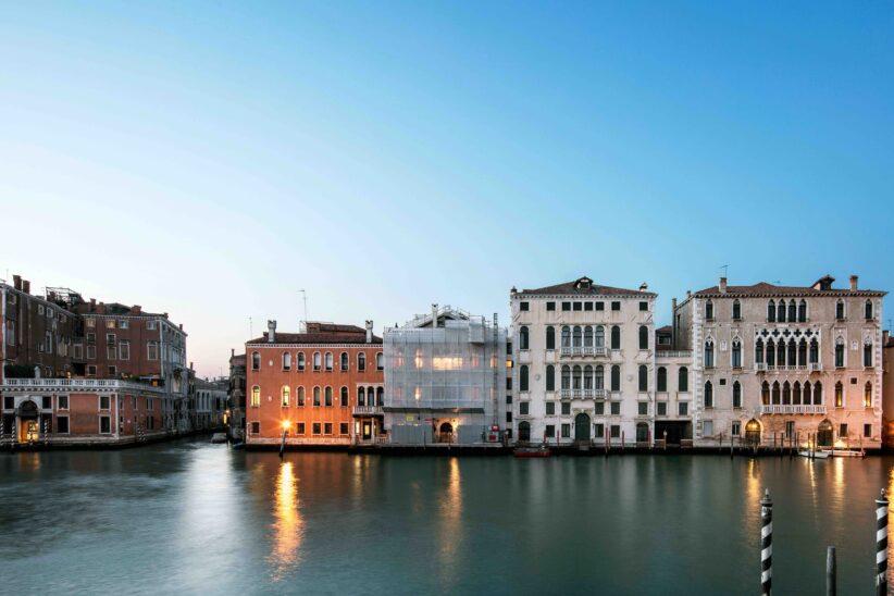 Patrick Tourneboeuf, Palazzo Vendramin Grimani, 2021, courtesy l'artista e Fondazione dell'Albero d'Oro