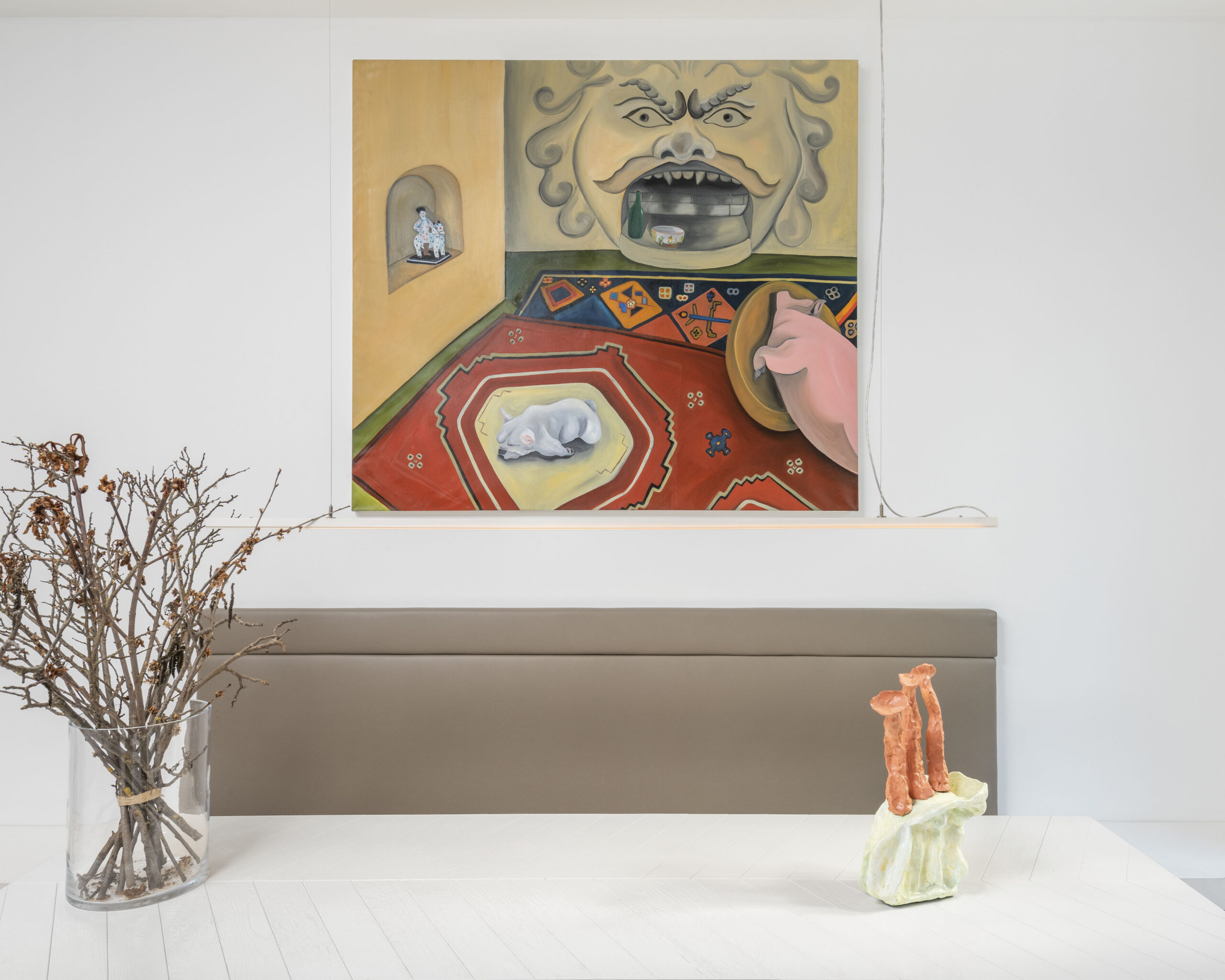 ASA NISI MASA | L'alterità domestica di Lula Broglio, Federico Cantale e Davide Mancini Zanchi