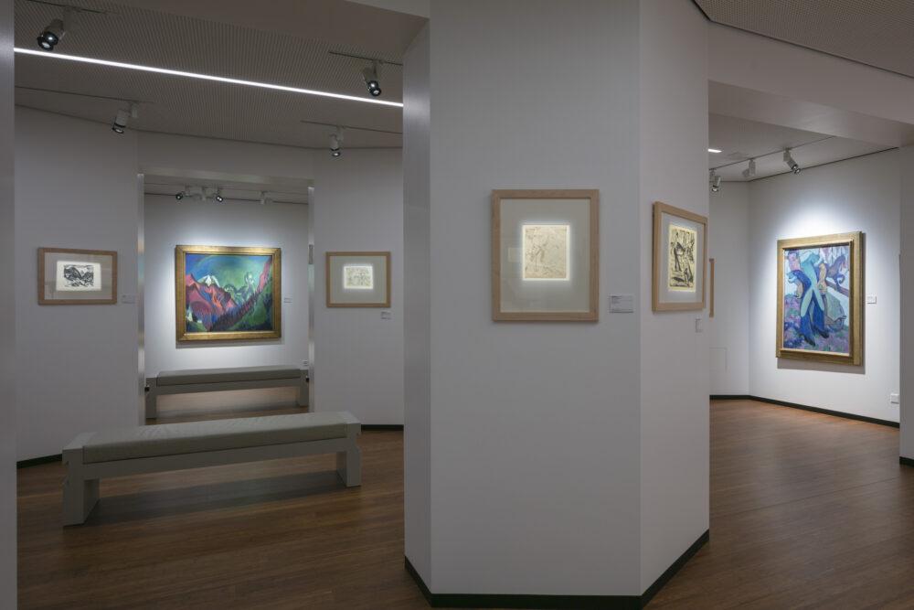 Fondazione Gabriele e Anna Braglia, Lugano Ph. Roberto Pellegrini
