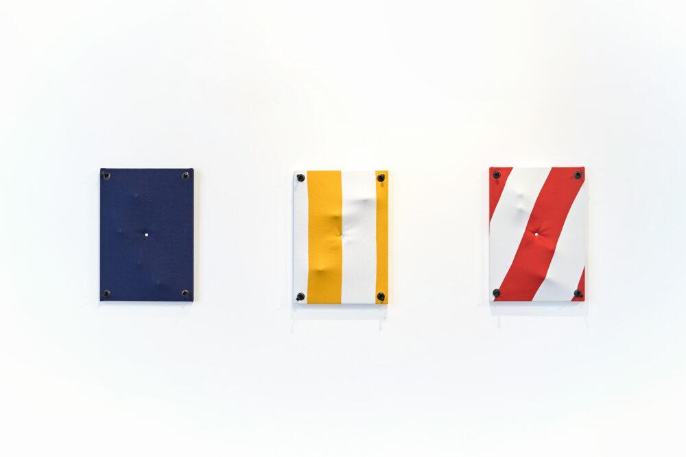 """The hole truth"", Jason File, 2015. B#S Gallery, Treviso. Ph. Mattia Carrer"